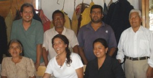 Co-op Members - Oaxaca Mexico