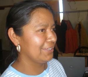 Jovita - Co-op Member Oaxaca MEXICO