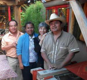 Florentino, Susanna, Eloisa and Hugo