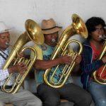 Zapotec Musicians at Ceremony