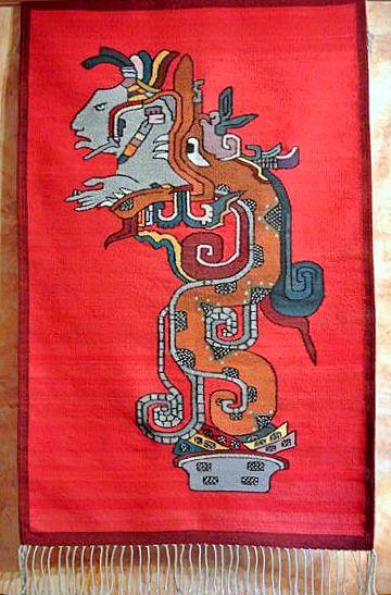 Pre-Colombian Maya Design